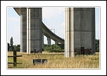 Viaduc sur la Charente à Rochefort