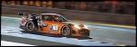 Catégorie LM GTE Pro  Porsche 911 GT3 RSR ( 997 ) Flying Lizard Motorsport  Bergmeister/Long/Luhr  18è Général - 6è LM GTE Pro