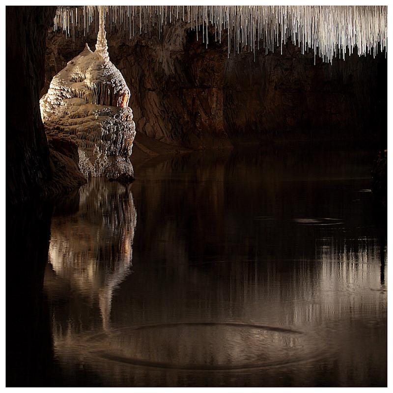 Grotte de Choranche, dans le Vercors