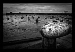 Granville - marée basse