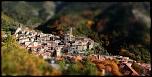 Le petit vilage de Lucéram, dans l'arrière pays niçois