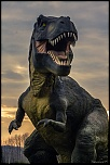 T-Rex is back !