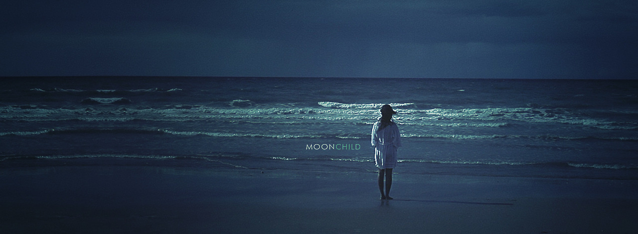 MOONCHILD  by yann poyac