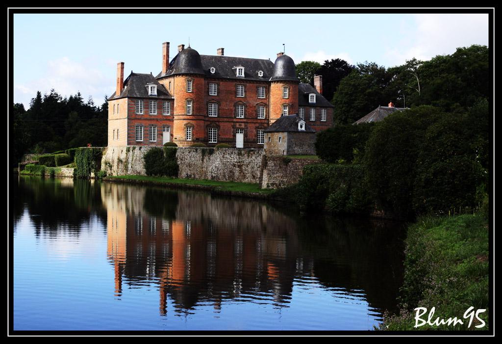 chateau en Mayenne