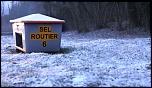 S3 Le froid  Sel de déneigement en bord de route