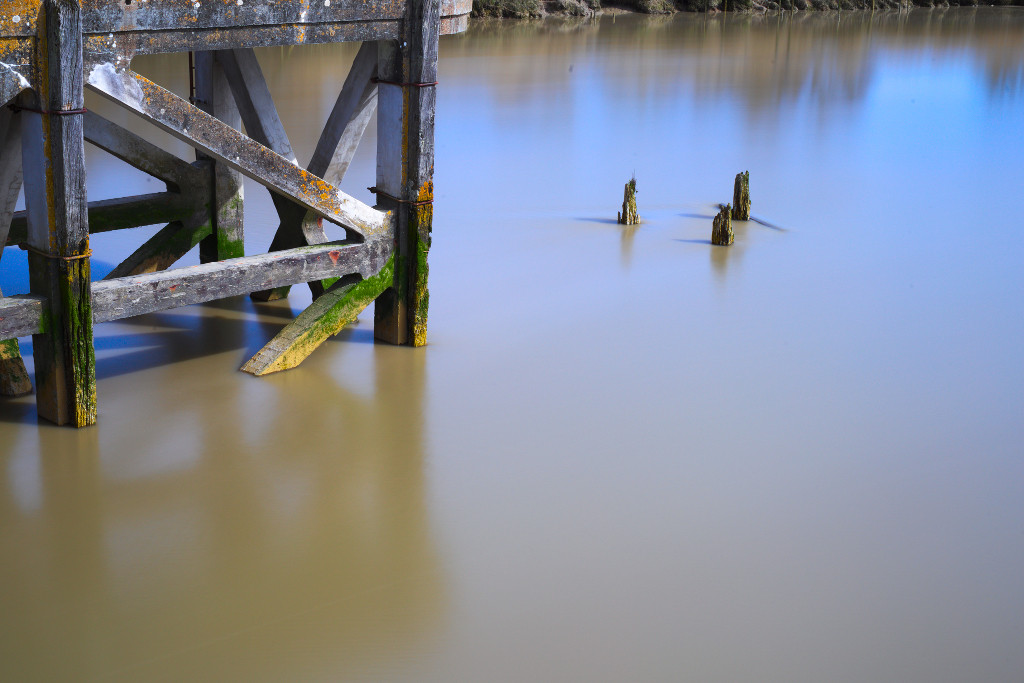 Autour du pont et de l'écluse du Brault