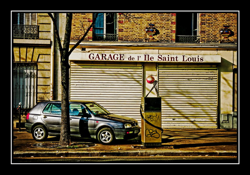 Garage de l 39 ile saint louis for Cost to build a garage st louis
