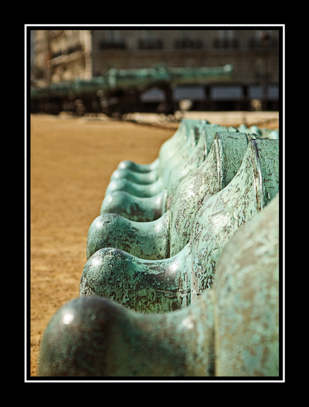 Les canons des Invalides 100100175