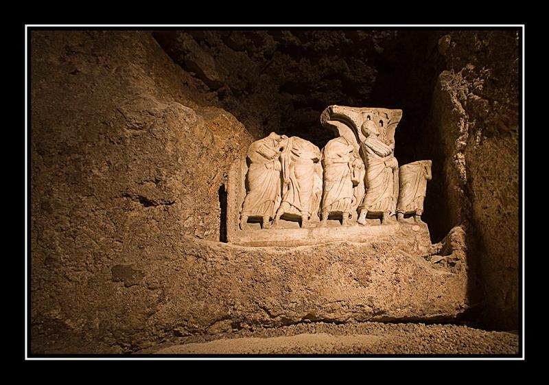 Crypte de l'abbaye Saint-Victor de Marseille 102588674