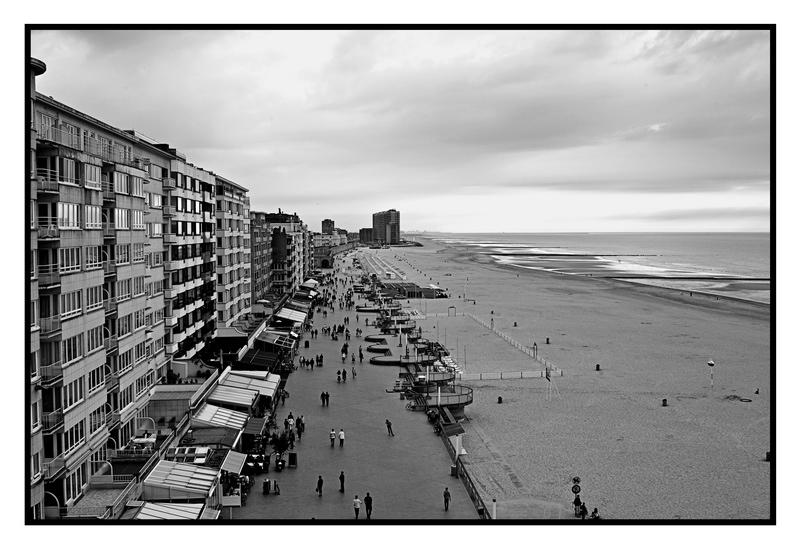 Ostende - La plage 106410942