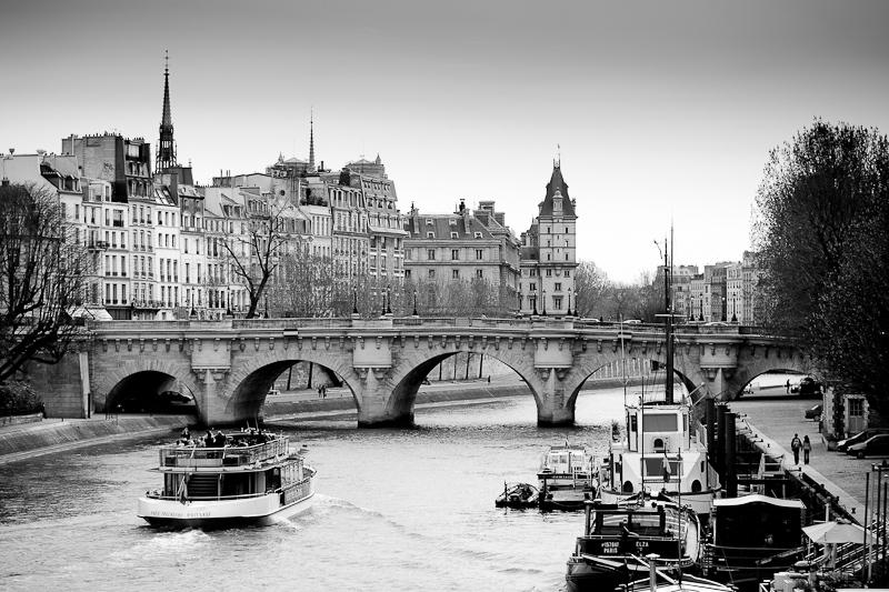 Paris paysage urbain for Paris paysage
