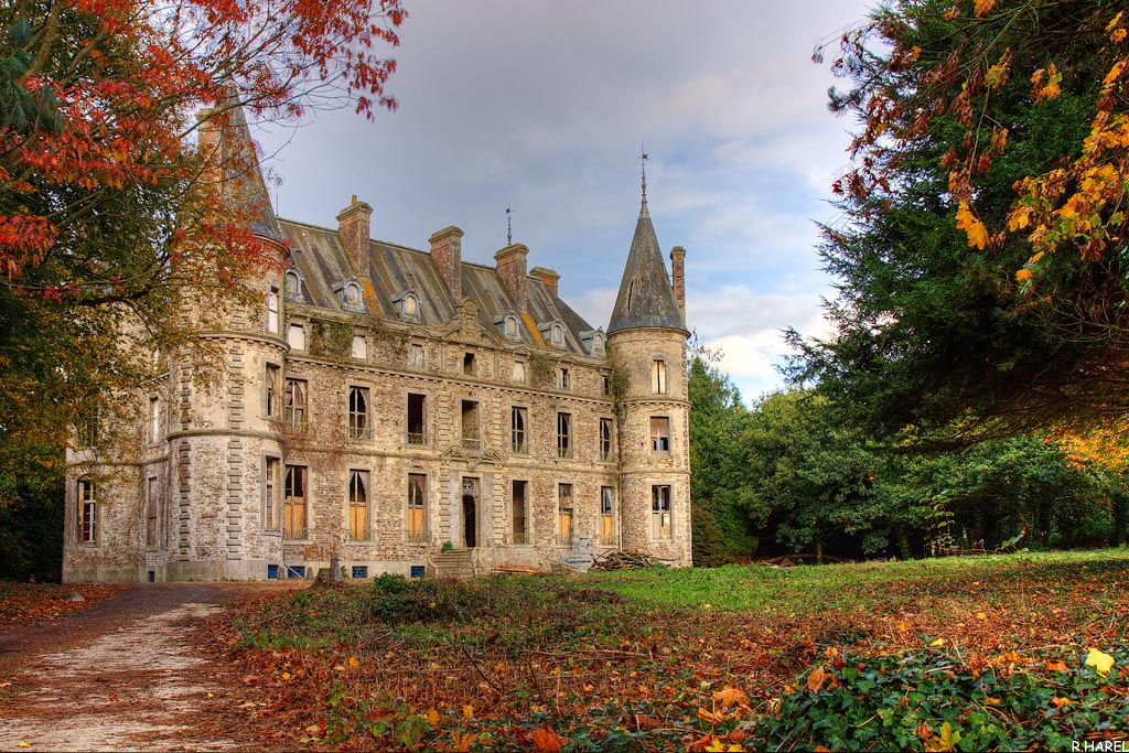 chateau a vendre troyes