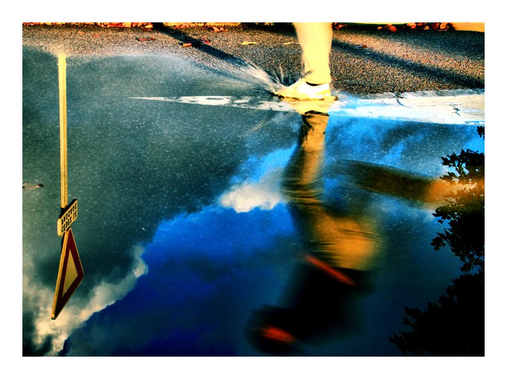 Mouvements et miroir d 39 eau a l 39 envers l 39 endroit for Objectif miroir 50mm